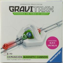 Ravensburger 27600 Expansion: Magnetic Cannon
